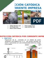 Proteccion Catodica Por Corriente Impresa ( Mejorado)
