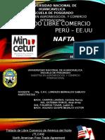 Tratado Libre Comercio Perú EEUU