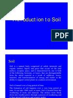 Intro to Soil