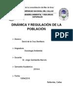 Dinamica y Regulacion de La Poblacion-trabajo