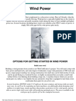 Otherpower Diy Wind Generators 2004