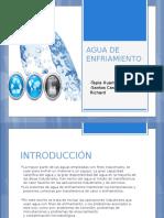 Agua de Enfriamiento (Tapia y Santos)