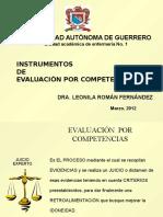 Leo Instrumentos de Evaluacion Por Competencias 2