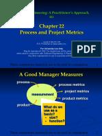 Chapter 022 Process N Project Metrics