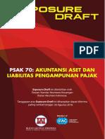 ED_PSAK 70 Akuntansi Aset dan Liabilitas Pengampunan Pajak.pdf
