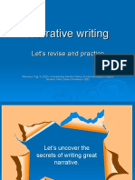 Narrative writing.ppt