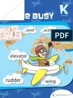 Just Plane Busy