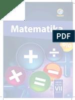 Kelas VII Matematika BS Sem2