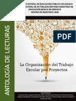 Antologia Curso Proyectos Ieepo