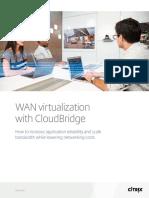 Wan Virtualization With Citrix Cloudbridge