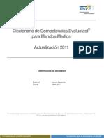 BSO EVT Diccionario de Competencias
