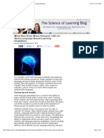 language-based learning disabilities and auditory processing disorders
