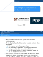 A First Course in Digital Communications (Ch12-Synchronization)