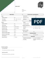6SL3210 5BE22 2UV0 Datasheet En