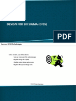 Module IX. DFSS - Part II - A. Common DFSS Methodologies.pdf