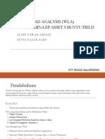 WLA Presentation