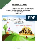 Informe Habitat III ES 10 10 16docx