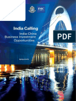 India China Business Investment Opportunities