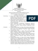 Pergub Nomor 85 Ttg Pedoman Pengawasan Berbasis Resiko Net (Inspektorat)
