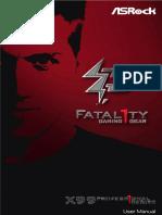 Fatal1ty X99 Professional