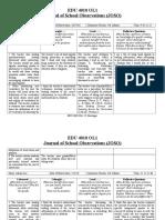 edu 4010-all journals of observation