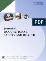 Safety Journal