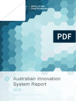 IP Aust (2016) Australian Innovation System Report 2016