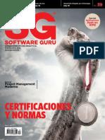 Revista certificaciones Software Guru