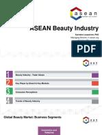 Asean Beauty Industry