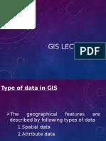 GIS data type