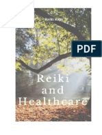 eBook Reiki and Healthcare
