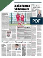 TuttoSport 03-12-2016 - Calcio Lega Pro