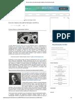 Escola Clássica Da Administração Científica _ Portal Administração
