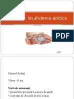 caz clinic insuficienta aortica 2.ppt