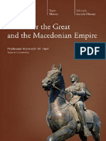 Alexander the Great and the Macedonian Empire - Professor Kenneth W. Harl