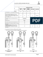 LMW Recommendation in Instruction Manual R 123 - New Recommendation