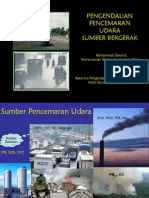 Pengendalian Pencemaran Udara