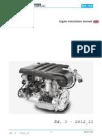VM Motori MR700 Manual En