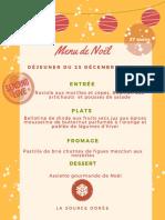 Menu de Noel(5)