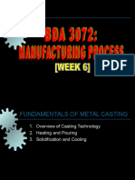 Slide Manufacturing Process Week 5 UTHM