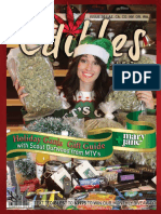 Edibles List Magazine The Holidaze Issue 30