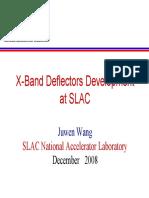 Wang 2008 December Deflector-Afternoon