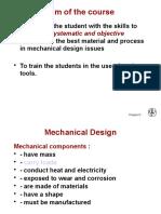 Intro- Mechanical Properties
