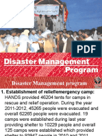 11 Disaster Management