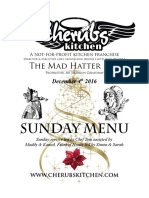 04122016 Sunday Menu - Hatter