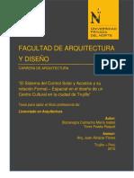 Centro Cultural Sostenible 28 de Septiembre