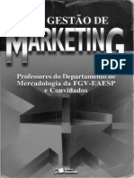 Gestao de Marketing CAP 01