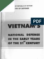 Vietnam Defence White Paper 2004