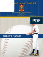 Coaches Manual