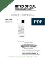 Registro Oficial de La Actualizacion Del Pot 2015